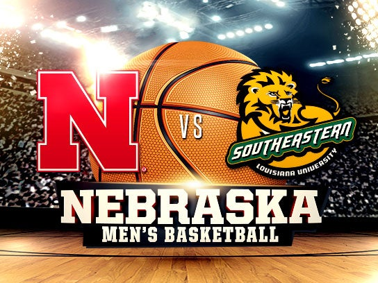 More Info for Nebraska Men vs. Southeastern Louisiana