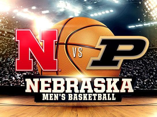 More Info for Nebraska Men vs. Purdue
