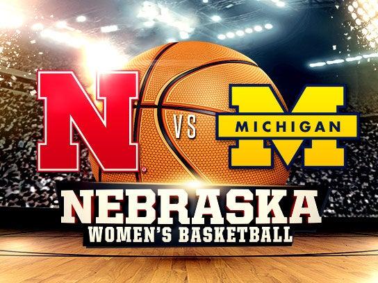 More Info for Nebraska Women vs. Michigan