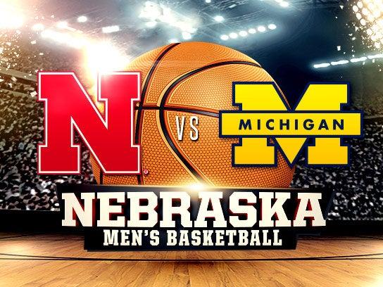 More Info for Nebraska Men vs. Michigan