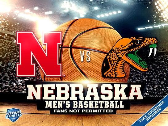 More Info for Nebraska Men vs. FL A&M