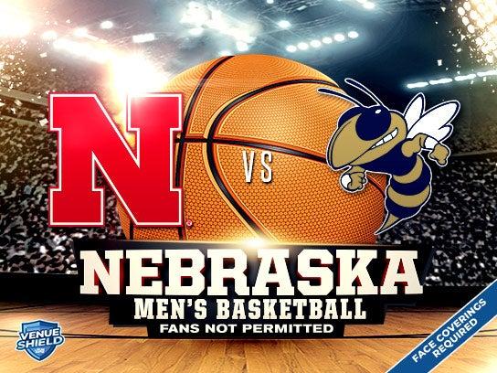More Info for Nebraska Men vs. GA Tech
