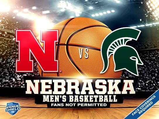 More Info for Nebraska Men vs. MI State