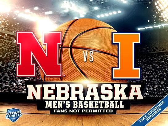 More Info for Nebraska Men vs. Illinois