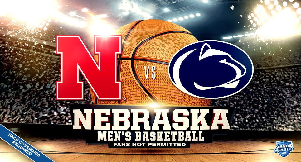 More Info for POSTPONED — Nebraska Men vs. Penn State