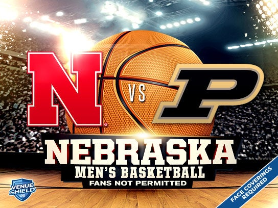 More Info for Nebraska Men vs. Purdue