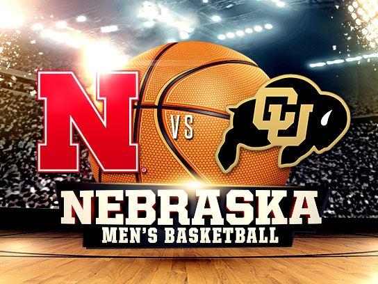 More Info for Nebraska Men vs. Colorado