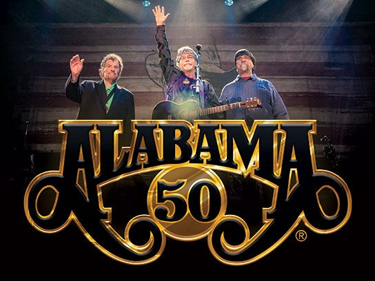 More Info for Alabama's 50th Anniversary Tour