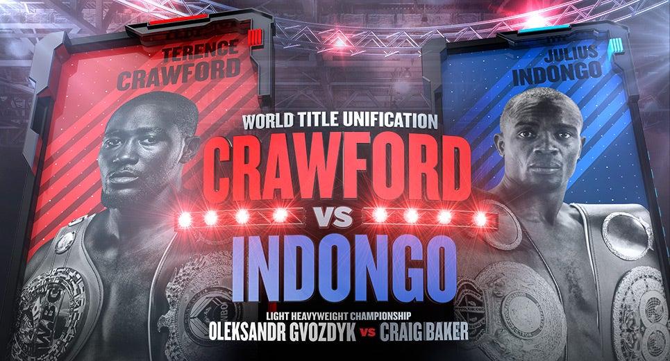 Resultado de imagen para Crawford vs Indongo