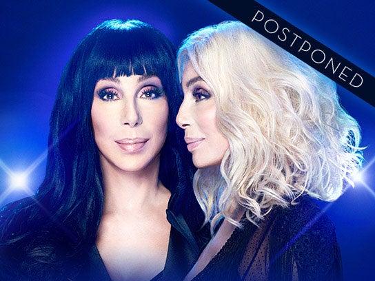 More Info for POSTPONED - Cher