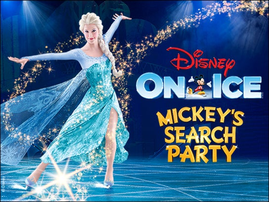 More Info for Disney on Ice: Mickey's Search Party