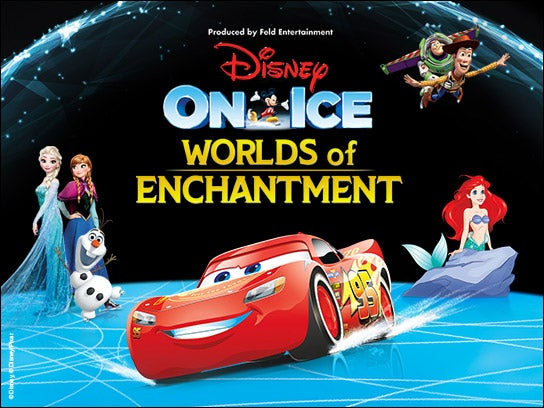 More Info for Disney on Ice presents Worlds of Enchantment