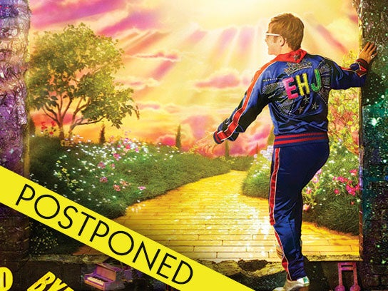 More Info for POSTPONED — Elton John: Farewell Yellow Brick Road