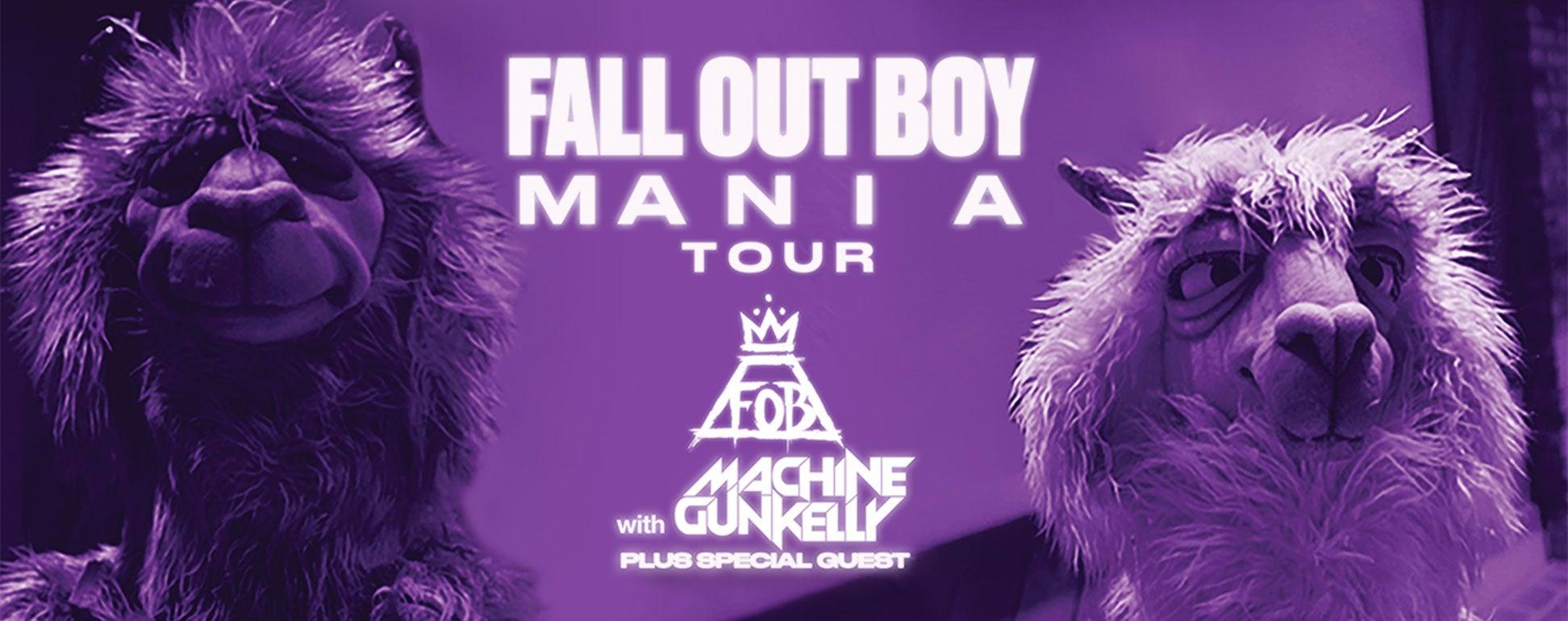 Fall Out Boy Pinnacle Bank Arena