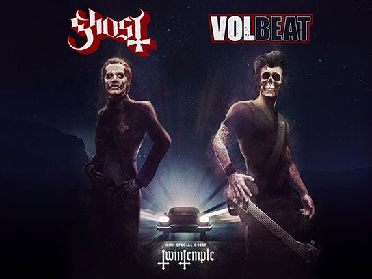 More Info for Ghost & Volbeat
