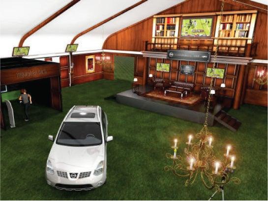Nissan Heisman House Pinnacle Bank Arena