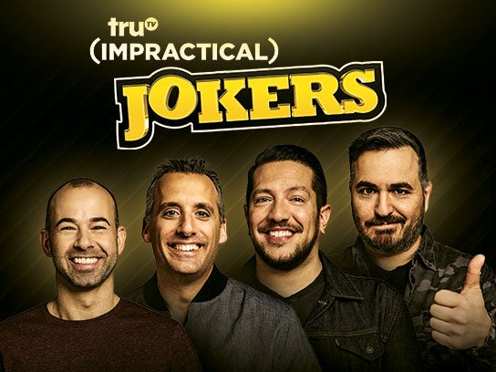 More Info for truTV's Impractical Jokers
