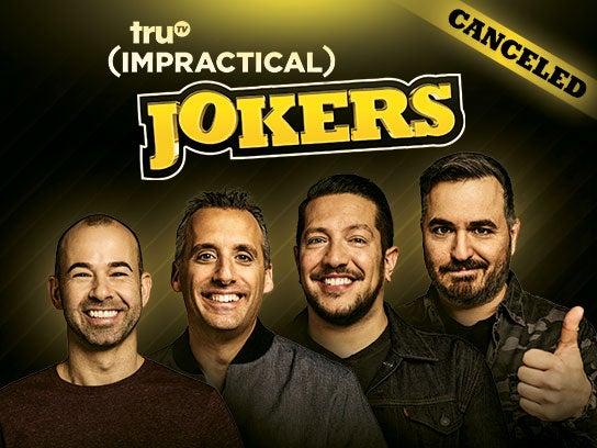 More Info for CANCELED - truTV's Impractical Jokers