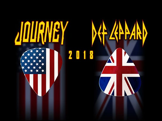 More Info for Journey & Def Leppard