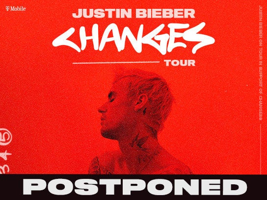 More Info for POSTPONED — Justin Bieber