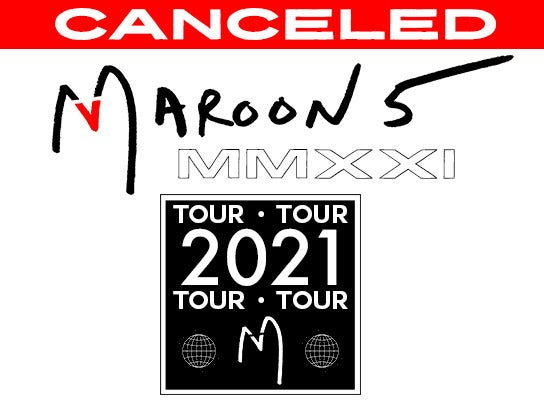 More Info for CANCELED — Maroon 5
