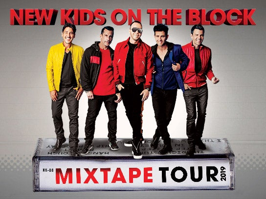 More Info for New Kids On The Block