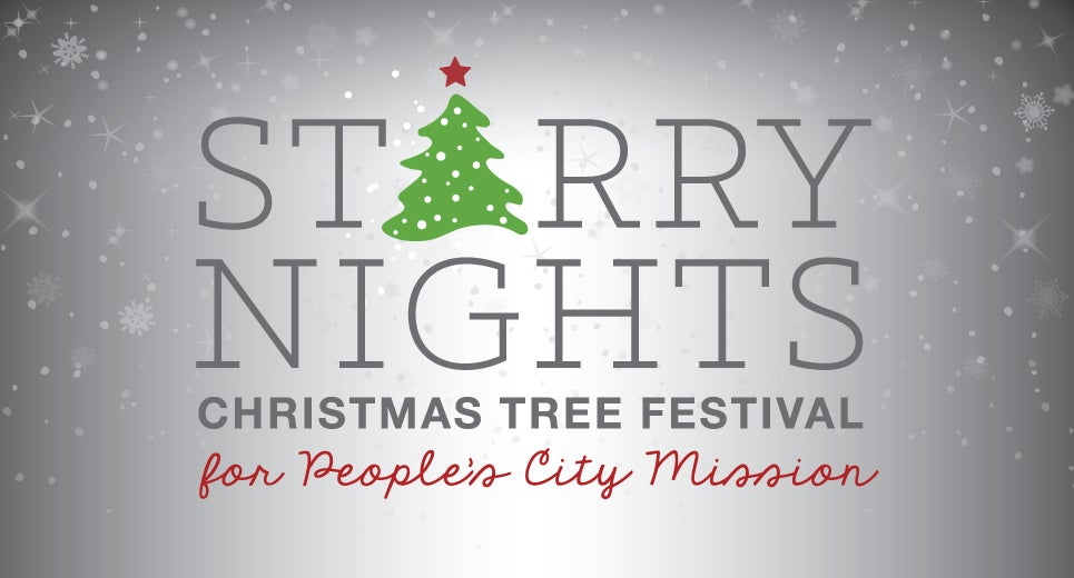 Image result for starry nights christmas tree festival