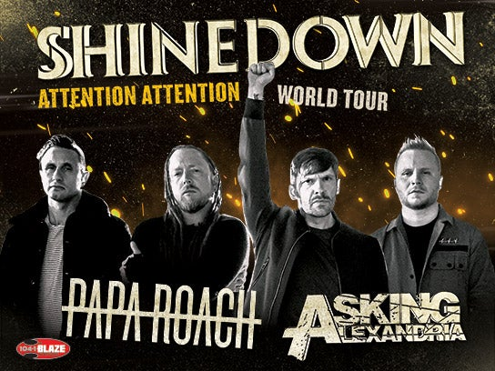 More Info for Shinedown
