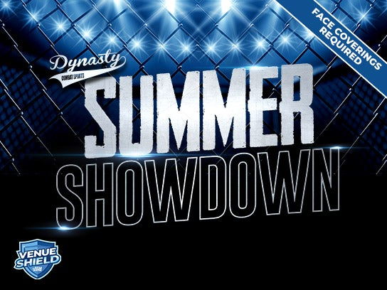 More Info for Dynasty Combat Sports Presents Summer Showdown