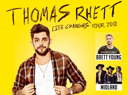 More Info for Thomas Rhett