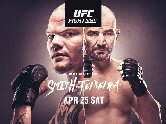 More Info for UFC FIGHT NIGHT®
