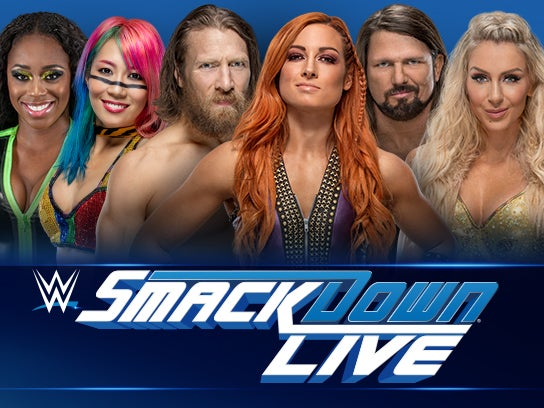 More Info for SmackDown LIVE